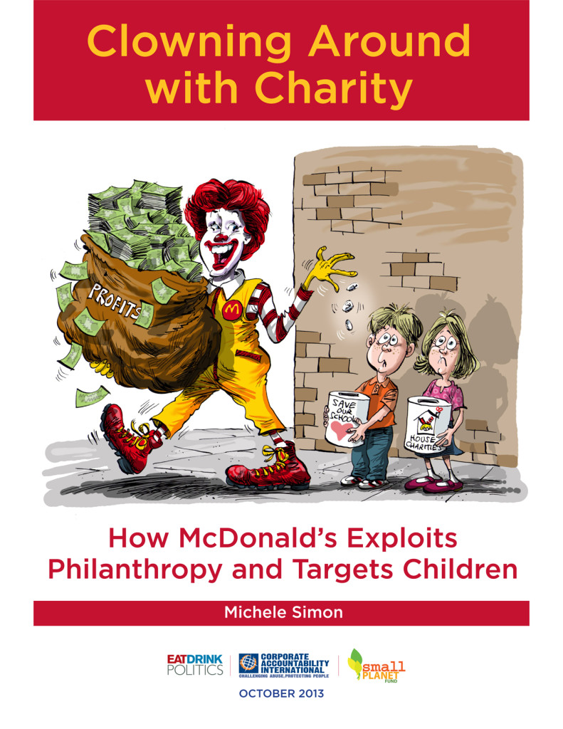 Clowning_Around_Charity_Report_Cover